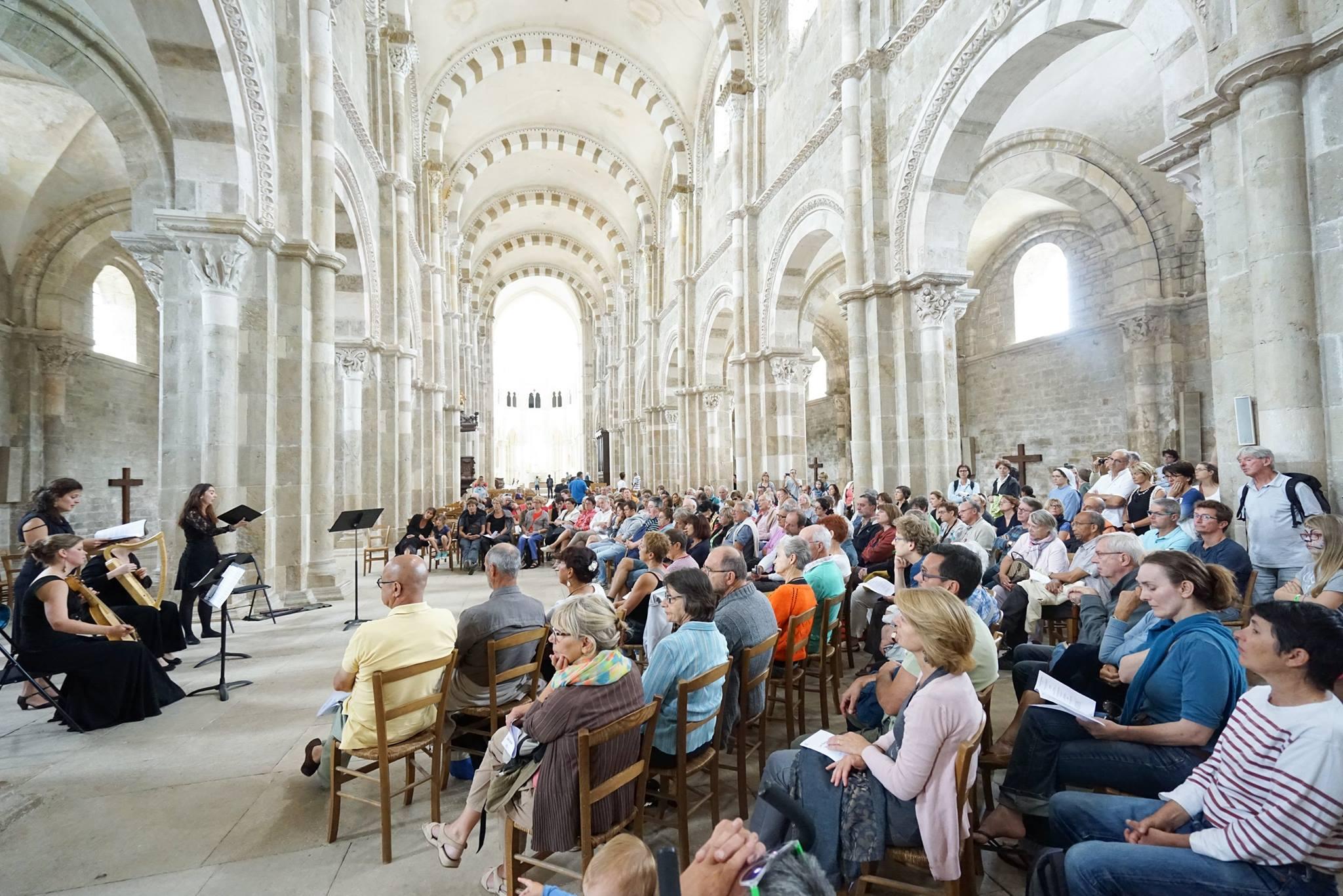 La cité de la voix - Vézelay