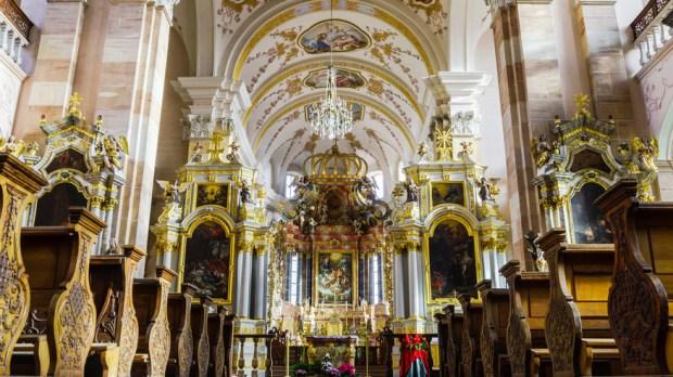 Abbaye Ebersmunster