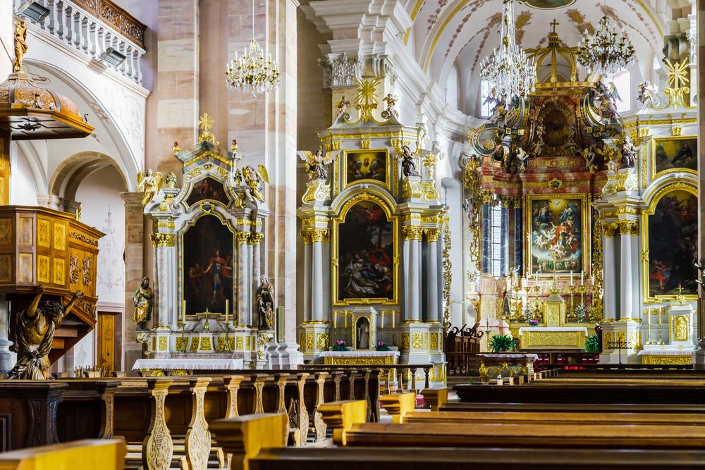 Abbaye Ebermunster