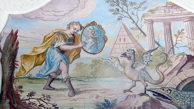 wolframs eschenbach st.sebastian allegorie