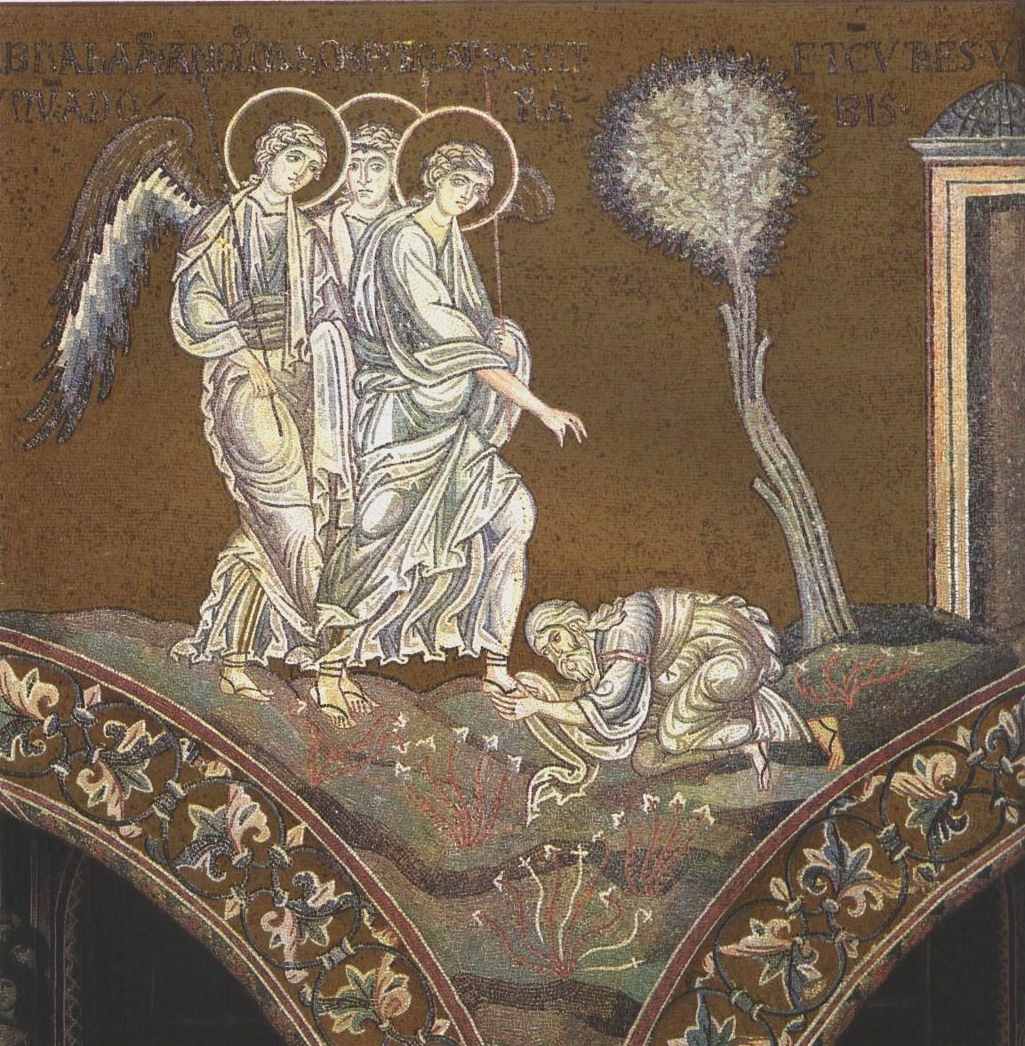 Abraham trois anges