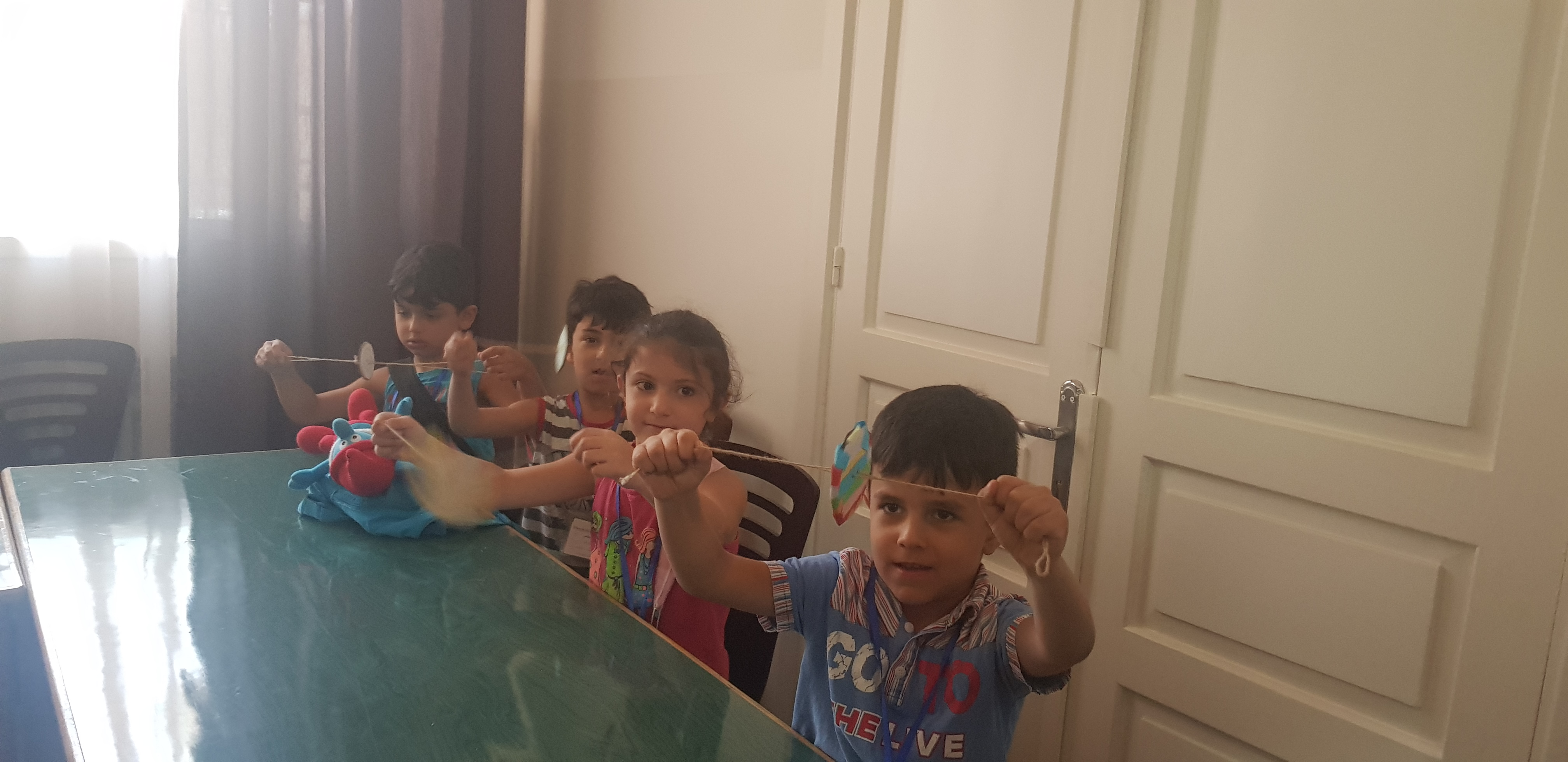 Alep enfants