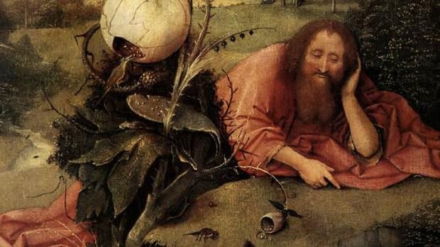 Saint Jean-Baptiste de Jérôme Bosch