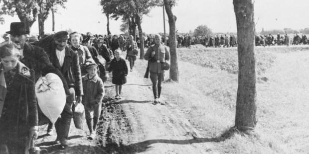 peuple polonais pendant la seconde guerre