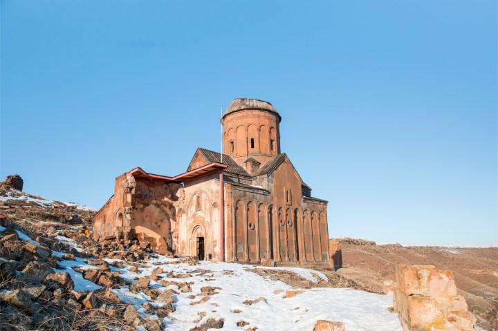 Eglise d'Ani