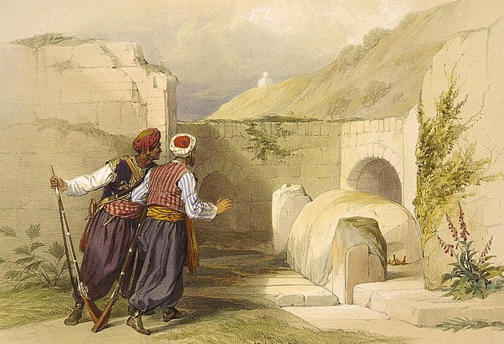 tombe de joseph a shechem