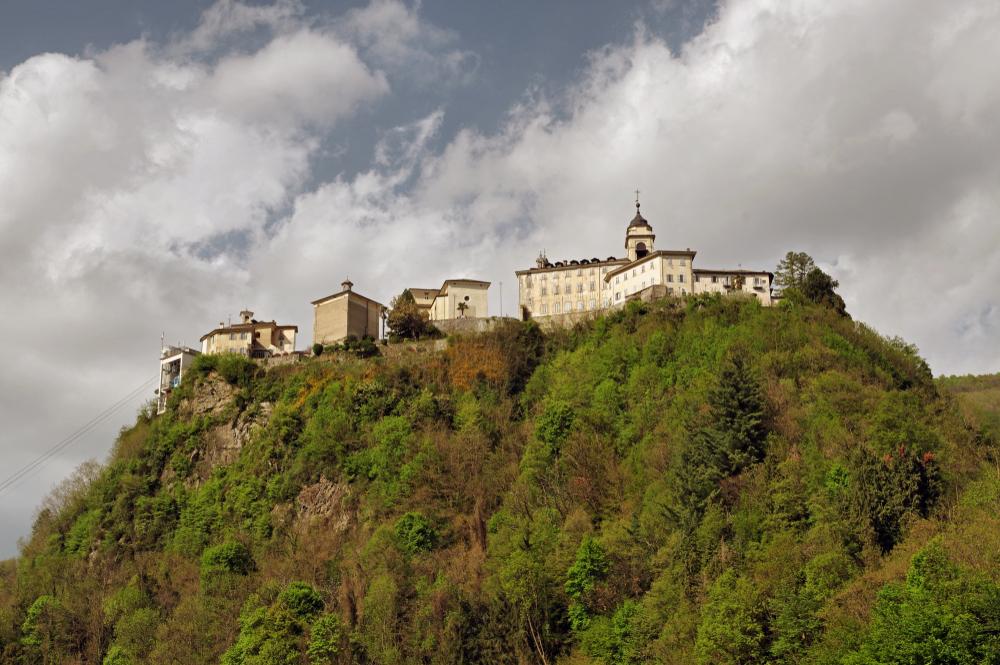 Mont sacré de Vallaro
