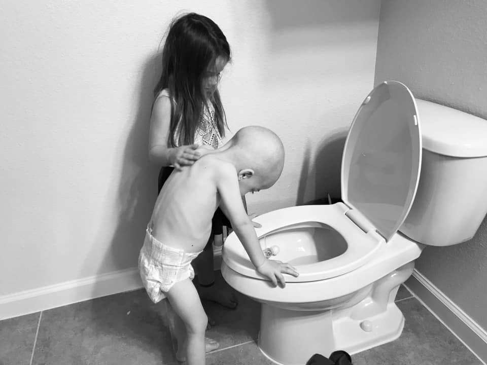 Témoignage d'une mère d'un garçon malade de leucémie