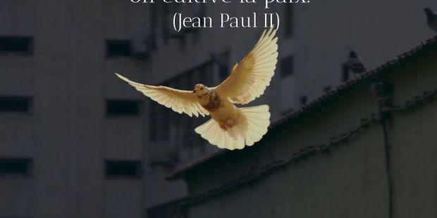 Comment contribuer à la paix dans le monde : conseils de grands saints