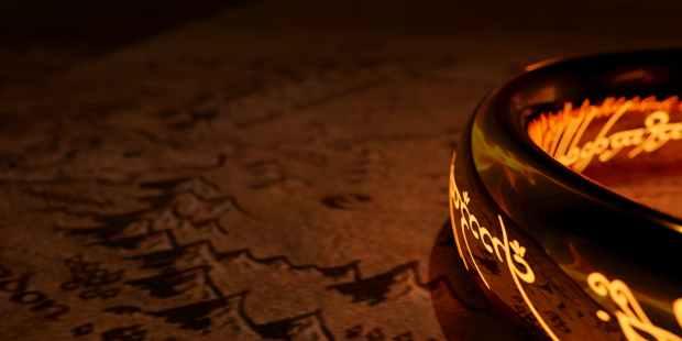 L'anneau de Tolkien