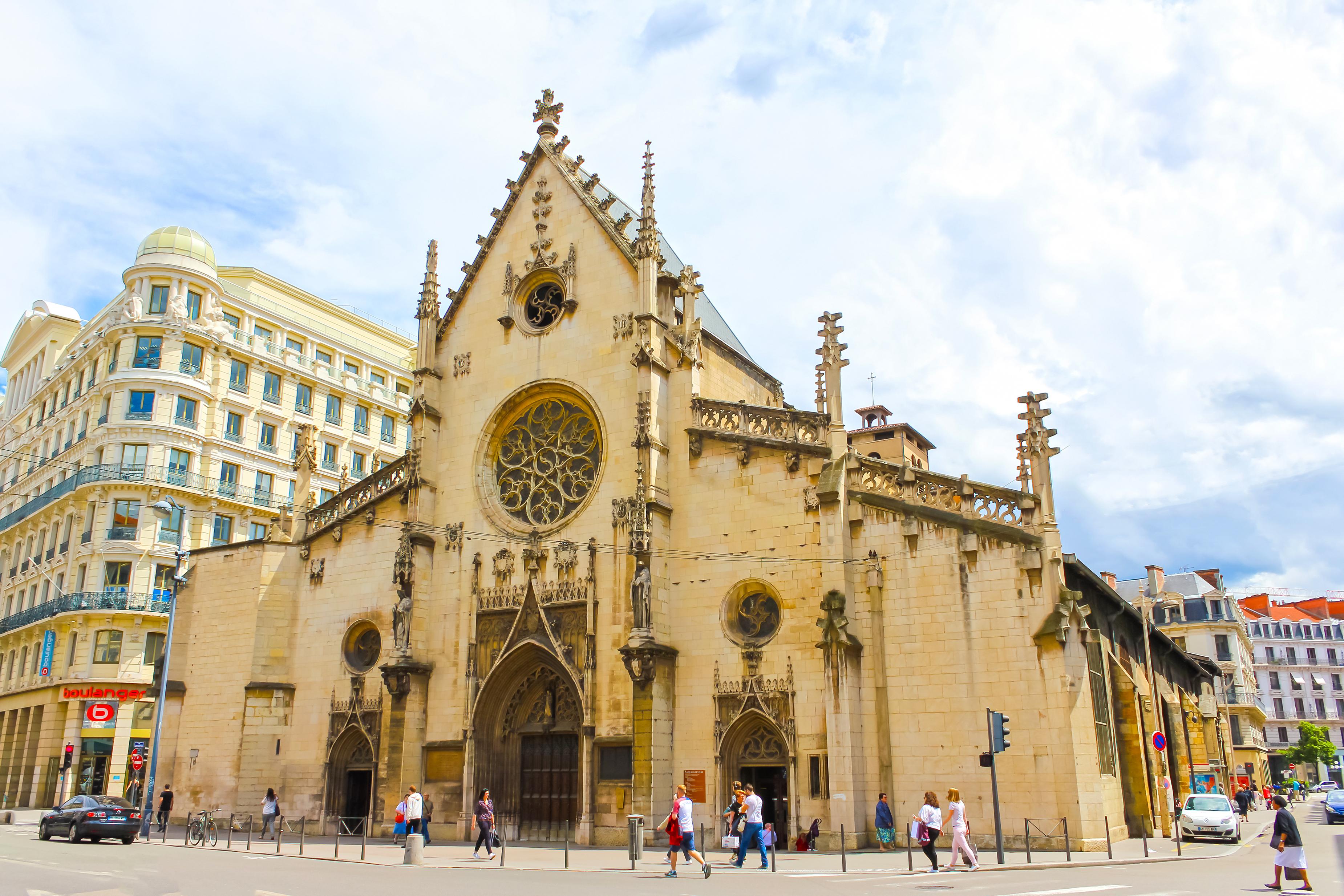 église bonaventure à Lyon