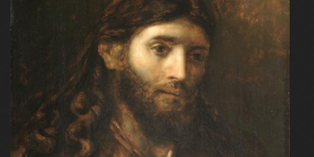 Portrait de Jésus par Rembrandt