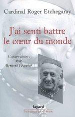 livre cardinal Etchegaray