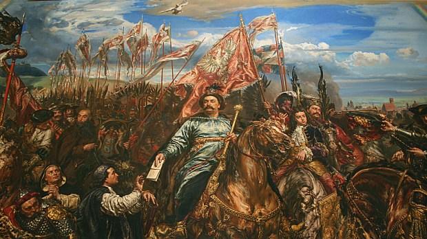 La bataille de Vienne