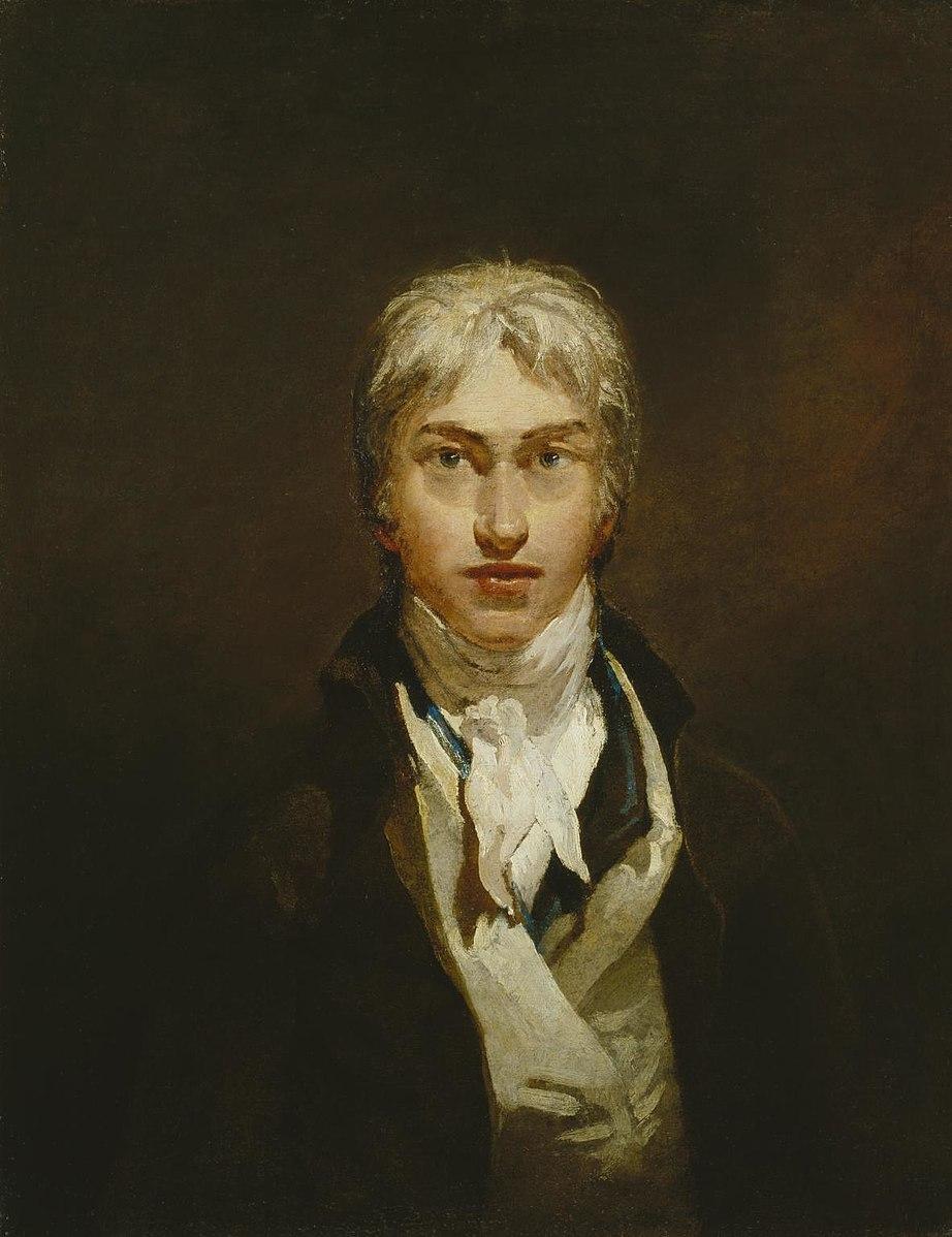 Le peintre William Turner