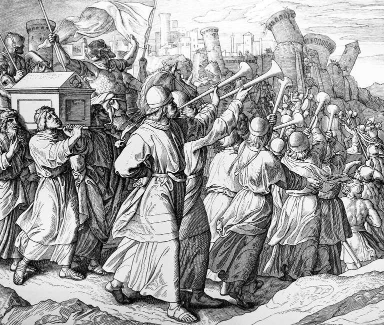 Bataile de Jericho