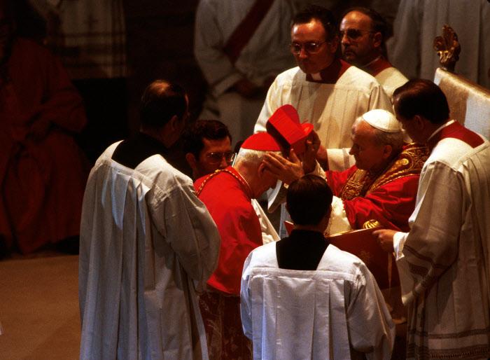 Henri de Lubac et Jean Paul II