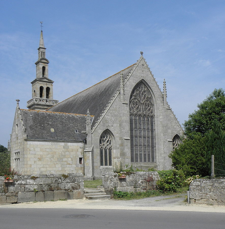 Église Saint-Pierre de Tonquédec