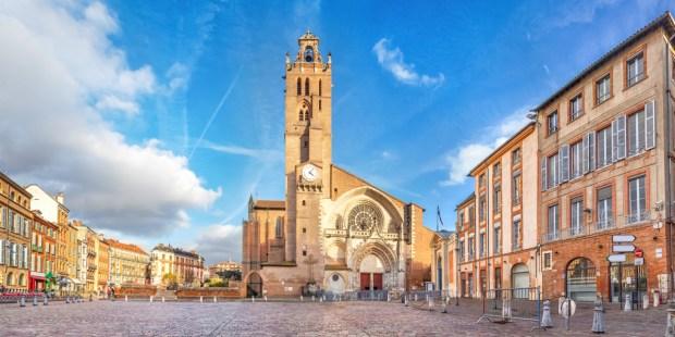 Cathédrale Saint-Etienne de Toulouse