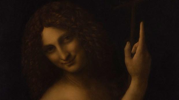 Exposition Léonard de Vinci au Louvre