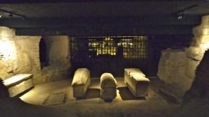Crypte archéologique basilique saint denis