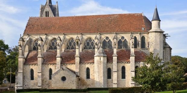 Collegiale Notre-Dame Crecy-la-Chapelle