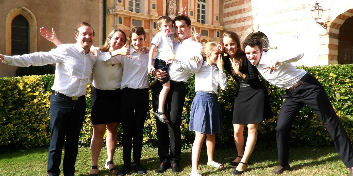 La Famille Lefevre La Melodie Du Bonheur Version Missionnaire