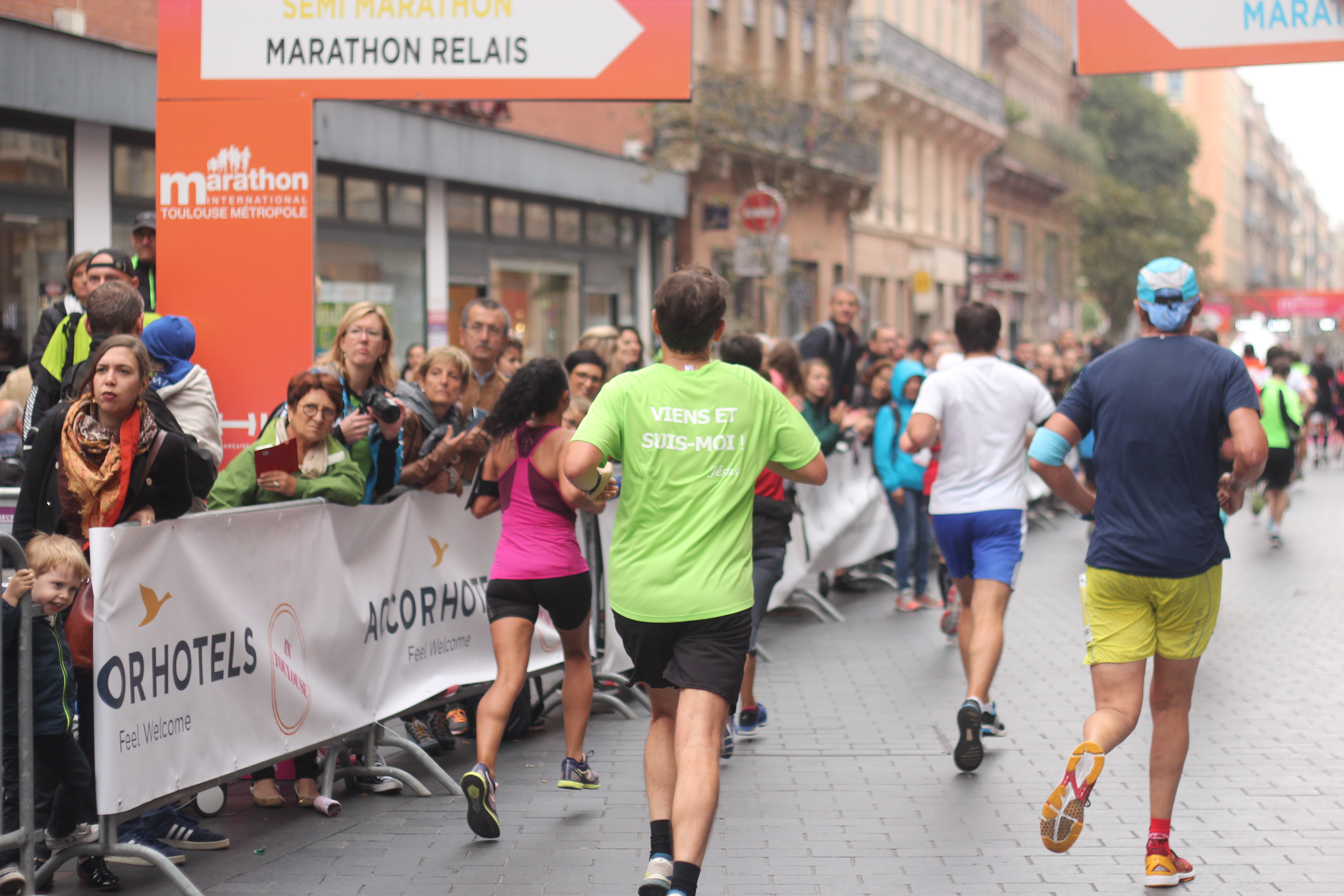 marathon de Toulouse