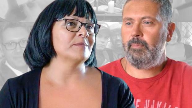 Nicola et Antonella ont trouvé la force de se pardonner.
