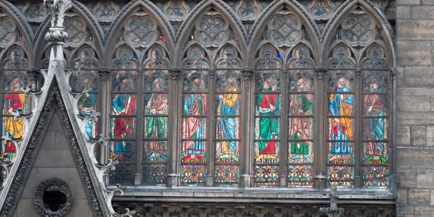Vitraux de Notre-Dame