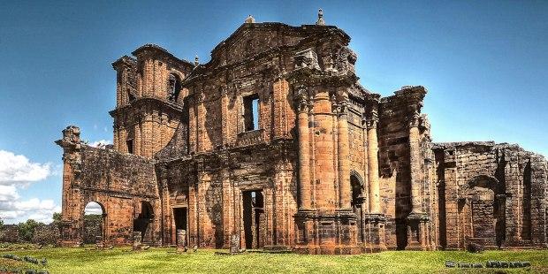ruines de sao miguel