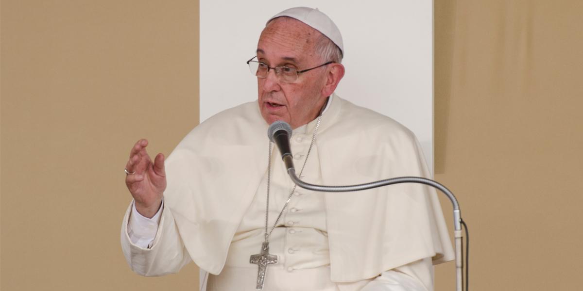 Pope Francis Pape François