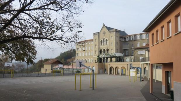 Vourles - Institution Louis Querbes