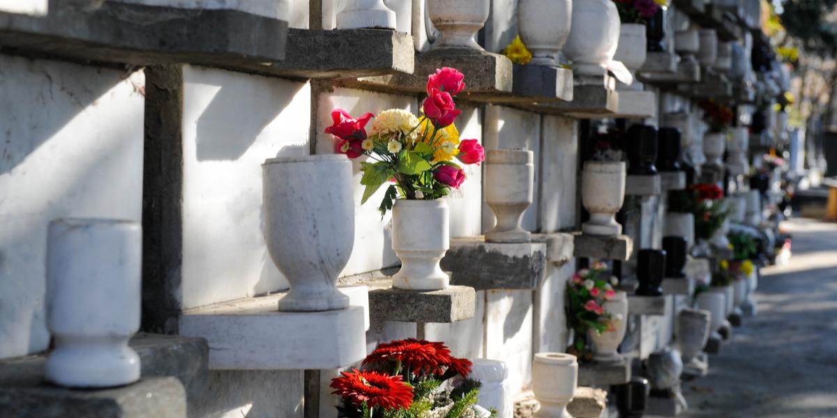 columbarium fleuri