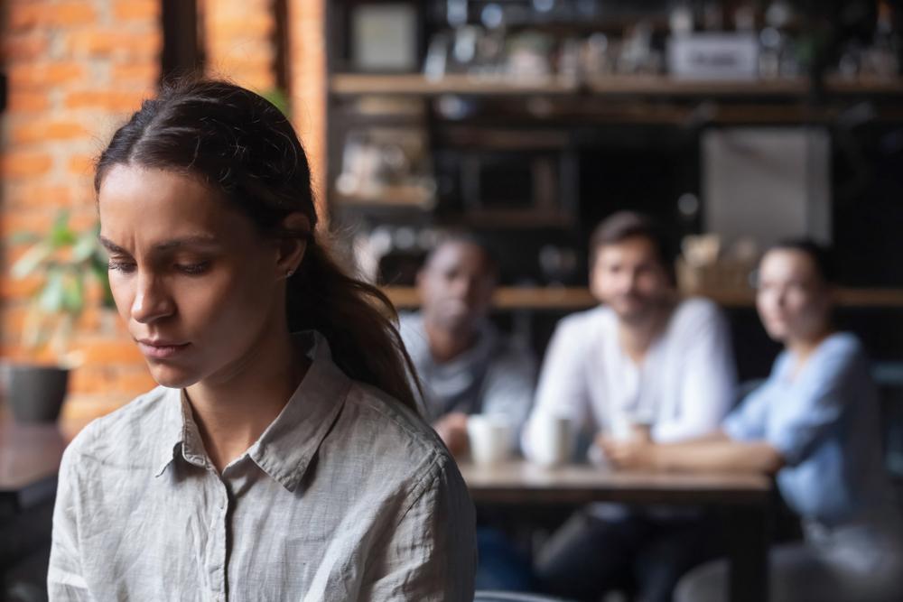 Woman - Bullying - Disrimination