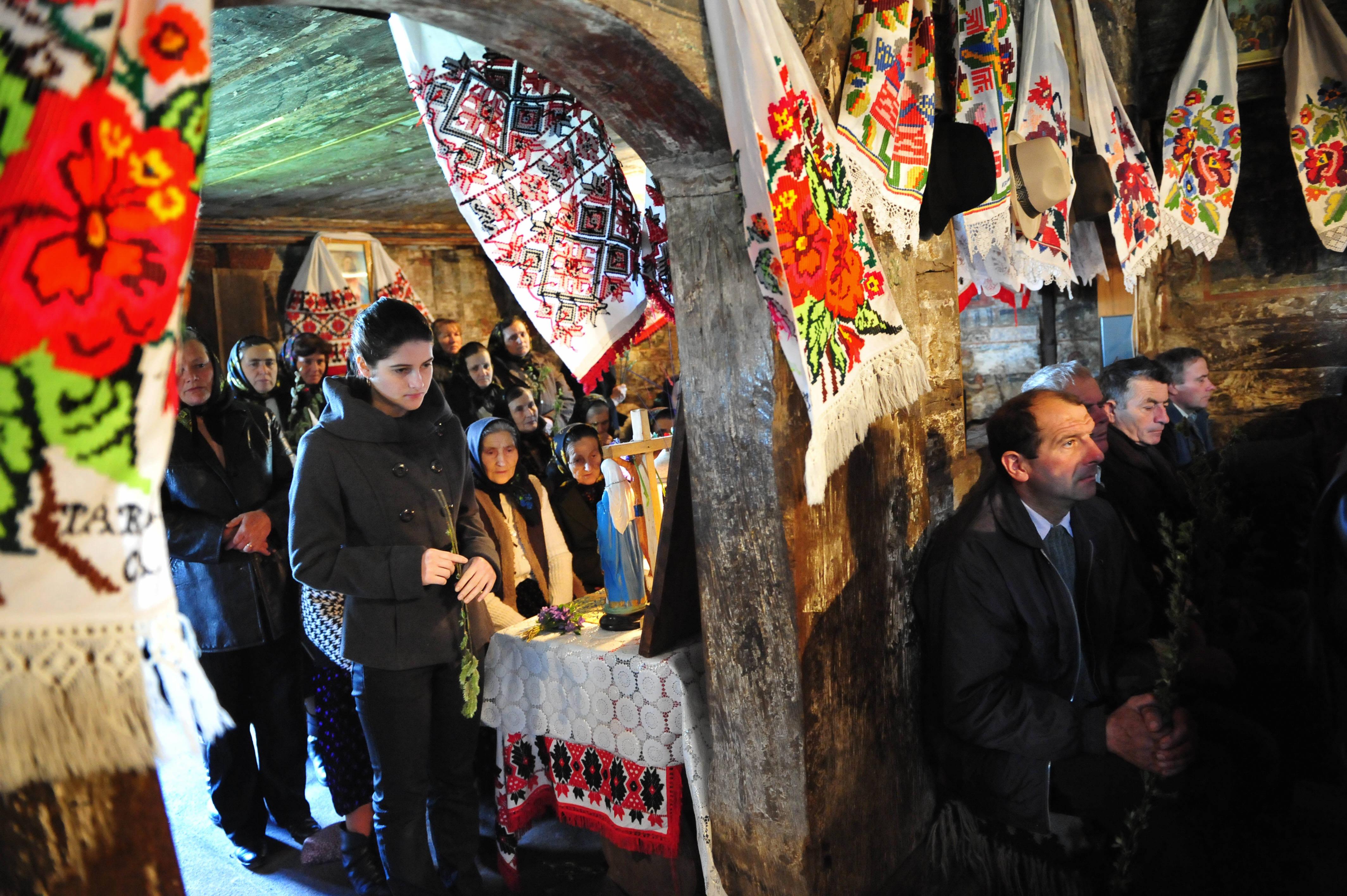 chrétiens roumains