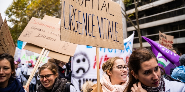Manifestation santé