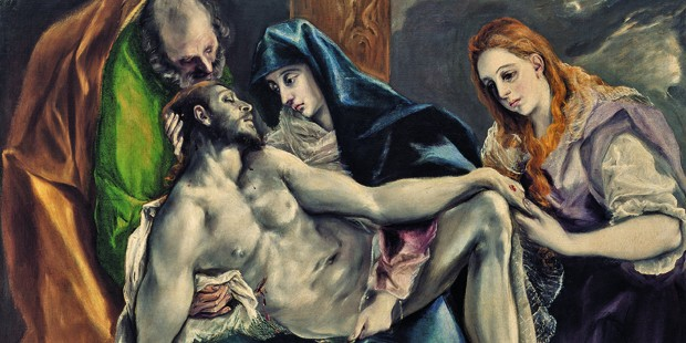 Pieta du Greco