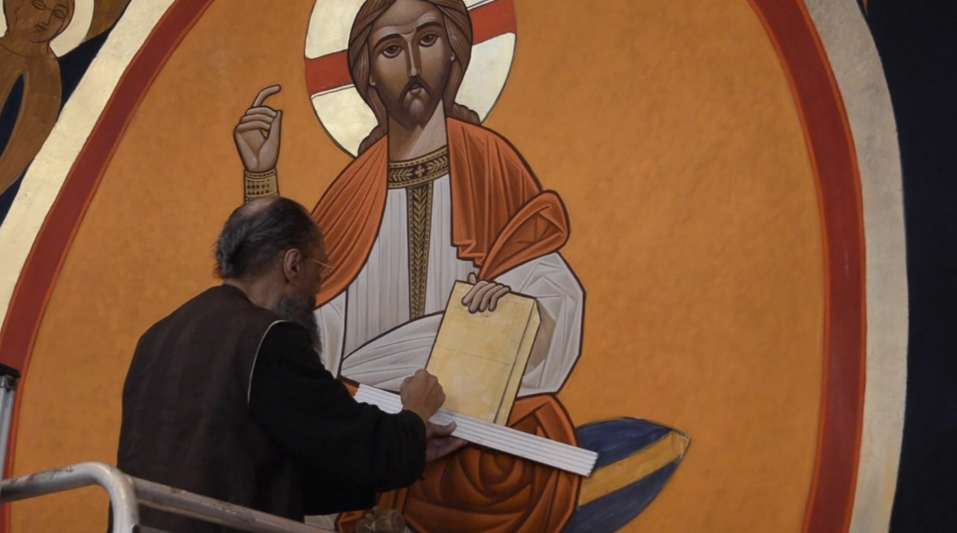 Vidéo Christ Pantocrator