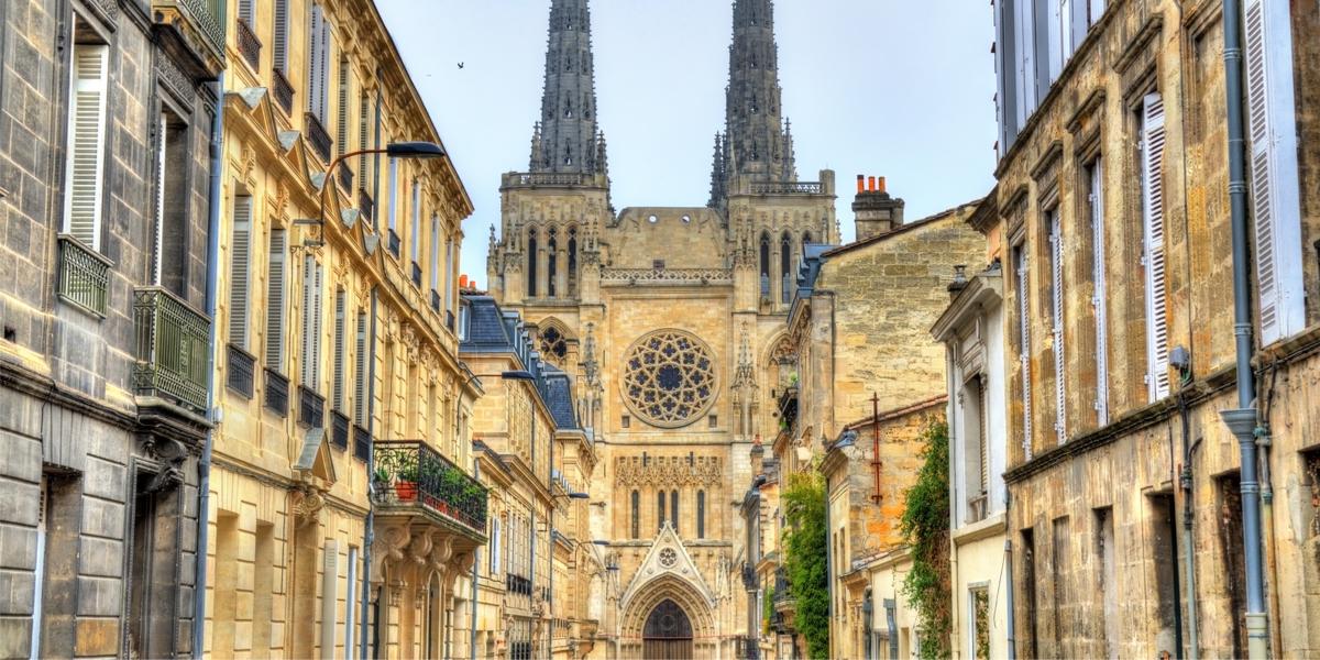 cathédrale saint andré de Bordeaux