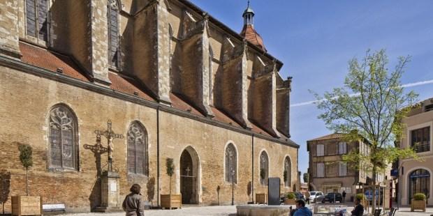 Cathédrale Saint-Luperc d'Eauze