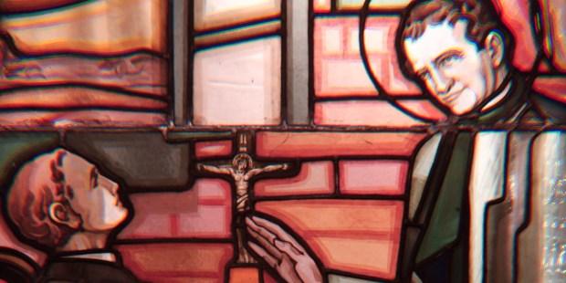 Vitrail Don Bosco