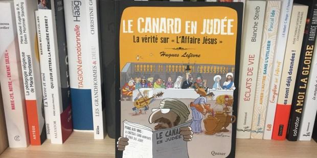 Livre Canard en Judée