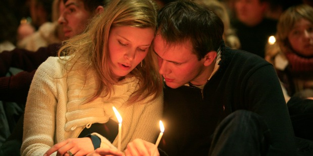Veillée de prière en couple