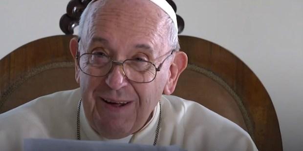 Pape François / Vidéo Fratello