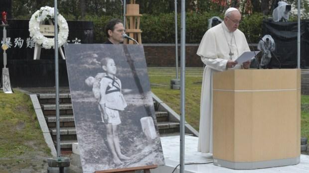POPE NAGASAKI