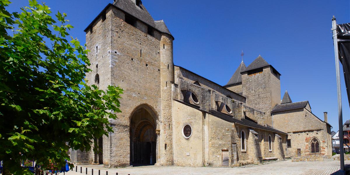 Cathédrale Oloron-Sainte-Marie
