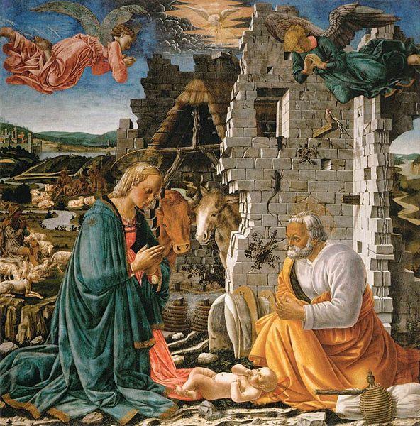 Nativité de Fra Diamente