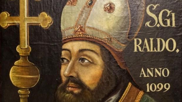 Saint Gerald Archeveque de Braga