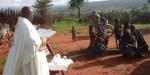 Célébration d'une messe